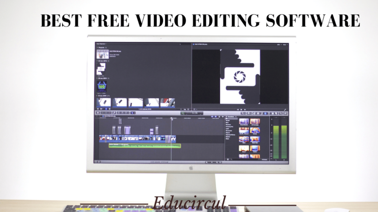 The Best Free Video Editing Software 2021