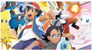 Pokémon sword and shield anime